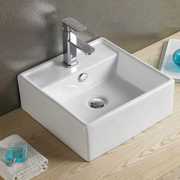 Ceramic bathroom basin  WB-02