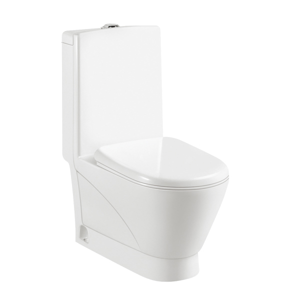 White color washroom toilet 9009
