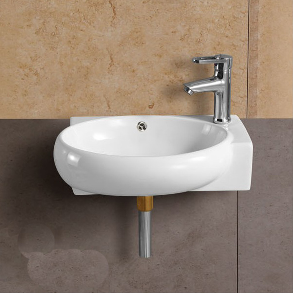 Cheap price hot sale single ceramic basin WB-10