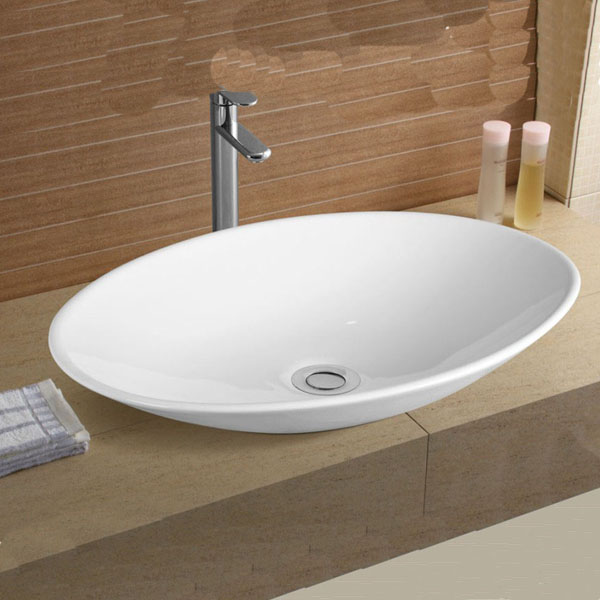 Bathroom ceramic wash sink WB-12