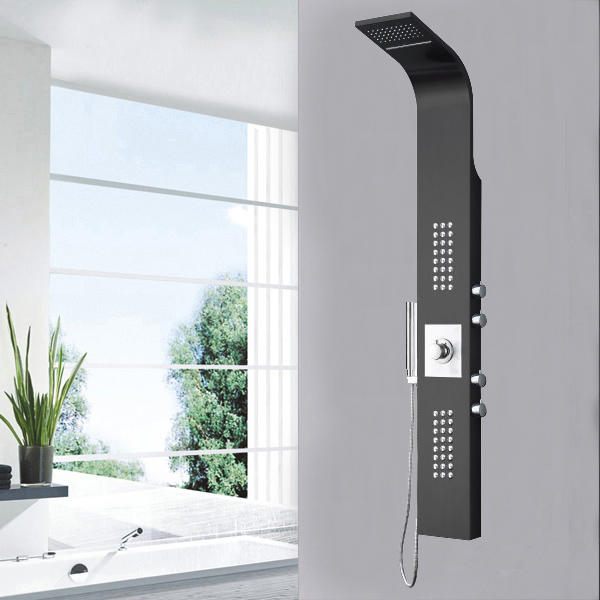 Sedal thermostatic stainless steel shower panel SP-S02
