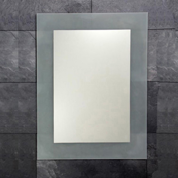 Square glass mirror on sale 5135