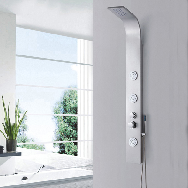 Competitive price aluminum shower SP-A21