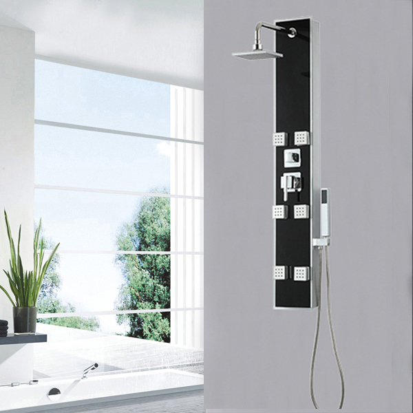 Germany glass shower panel SP-G11