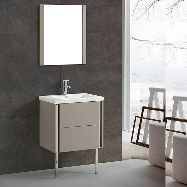 Floor standing bathroom cabinet MF-1808
