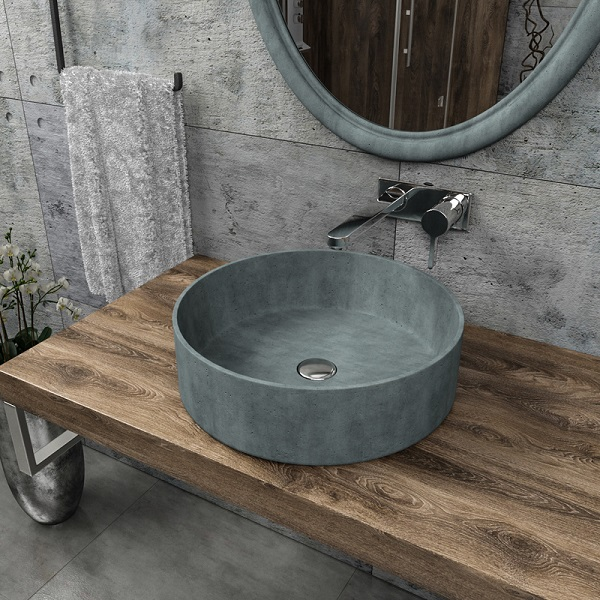 Cement wash basin CB-01